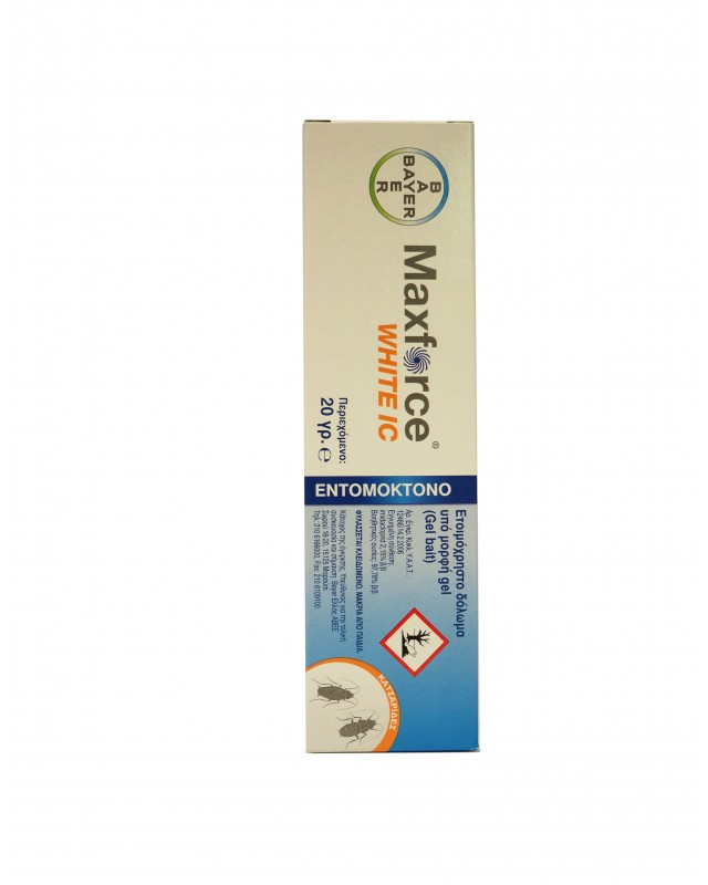 MAX FORCE WHITE IC 20GR